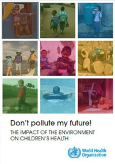 Don't pollute my future!