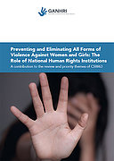 Preventing and Eliminating All Forms of Violence Against Women and Girls: The Role of National Human Rights Institutions