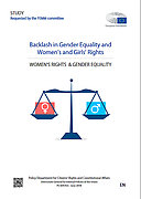 Backlash in Gender Equality and Women's and Girls' Rights
