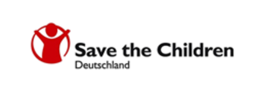 Logo - Save the Children Deutschland e.V.
