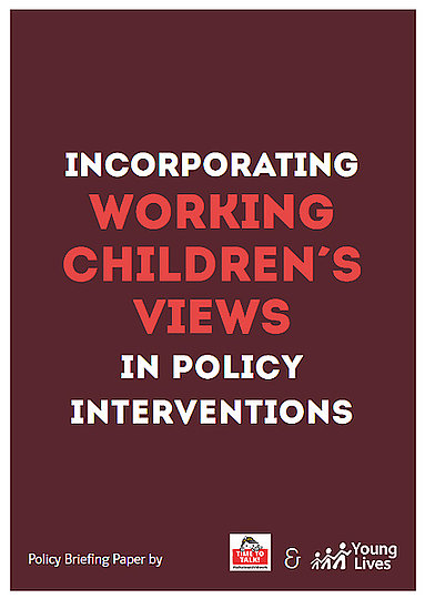Incorporating Working Children's Views in Policy Interventions