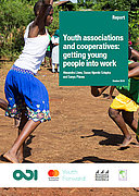 Youth associations and cooperatives: getting young people into work