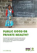 Public good or private wealth?