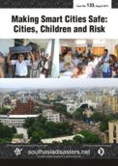 Making smart cities safe: cities, children and risk