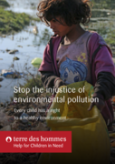 Stop the injustice of environmental pollution