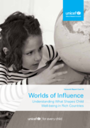 Worlds of Influence: Understanding what shapes child well-being in rich countries