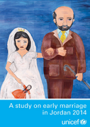 A study on early marriage in Jordan 2014