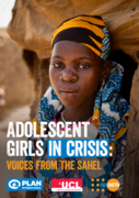 Adolescent Girls in Crisis: Voices from the Sahel